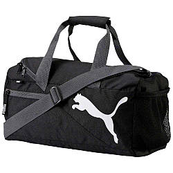 Сумка Puma Fundamentals Sports Bag XS Black