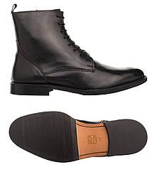 Чоловічі черевики Zign 42 Black