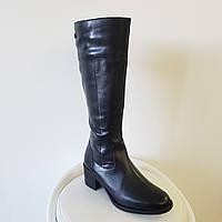 Чоботи жіночі CAPRICE чорні 200 Black Nappa, фото 1