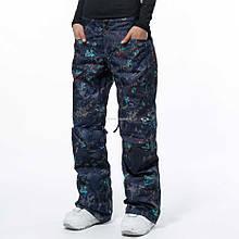 Женские горнолыжние штаны Oakley Tippy Toe Biozone S | сноубордические \ лыжные штаны