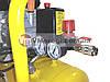 Воздушный поршневой компрессор 24 л. Werk BM-2T24N для дома одноцилиндровый 1.5 кВт, фото 2