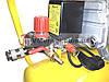 Воздушный поршневой компрессор 24 л. Werk BM-2T24N для дома одноцилиндровый 1.5 кВт, фото 4