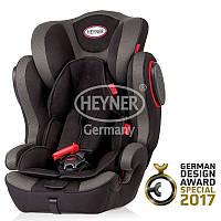 Детское автокресло HEYNER 791 100 MultiProtect ERGO 3D-SP Pantera Black 1-12 лет, 9-36 кг, категория 1-2-3