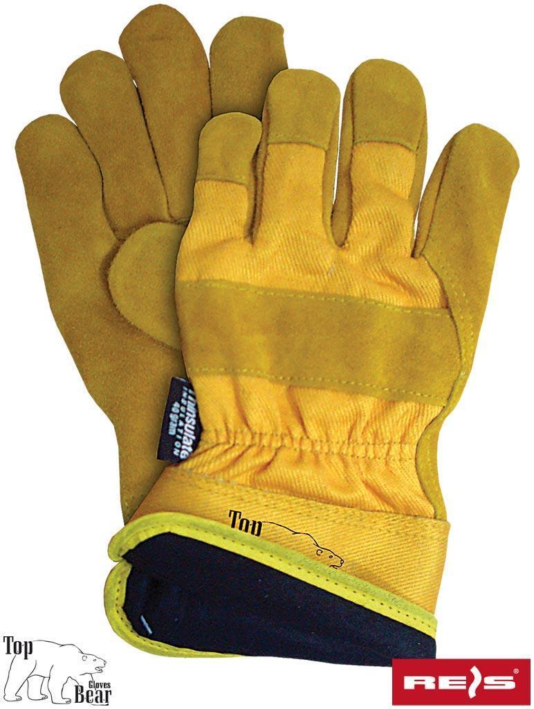Перчатки cпилковые утепленные REIS RWINEY