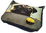 Джинсовая сумка МОПС, фото 2