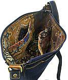 Джинсовая сумка МОПС, фото 5