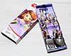 Детские столовые приборы Принцесса София 2 предмета ложка и вилка
