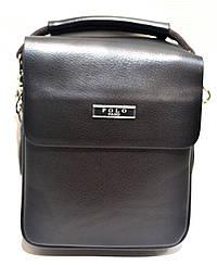 Сумка-планшет через плечо из кожзама Polo B6686-1