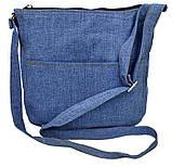 Джинсова сумка ПУЧЕГЛАЗАЯ СОВА, фото 4