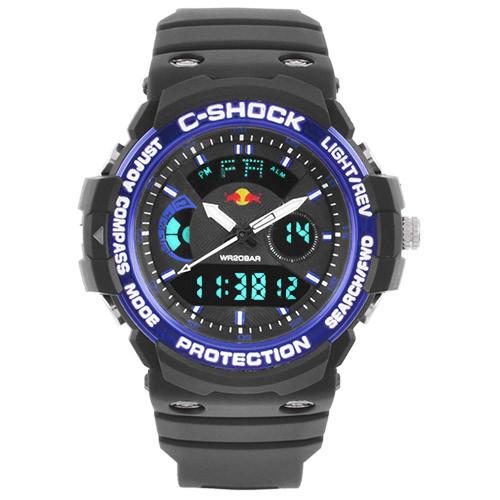 Часы наручные C-Shock GN-1000 Black-Blue