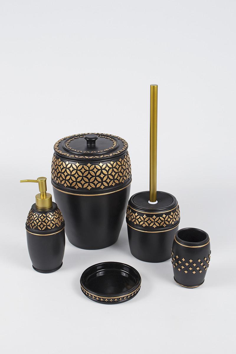 Комплект в ванную Irya - Eva (5 предмета)