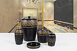 Комплект в ванную Irya - Eva (5 предмета), фото 2