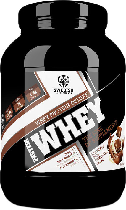 Протеины Swedish Supplements Whey Protein Deluxe (1000 г)