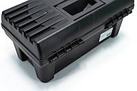 """Ящик для інструментів 16"""" протиударний Staff Basic Alu 415*226*200 Haisser"""