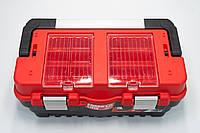 """Ящик для інструментів 18.5"""" протиударний Formula S500 Carbo 462*256*242  90020 Haisser"""