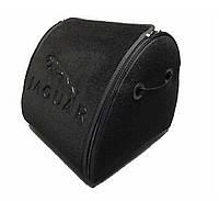 Автомобильный органайзер сумка в багажник Jaguar XL 34 л черный