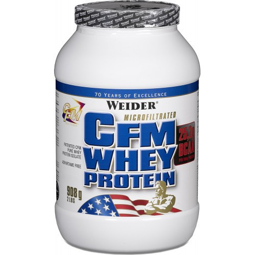 Протеин Weider CFM Whey Protein (908 г)