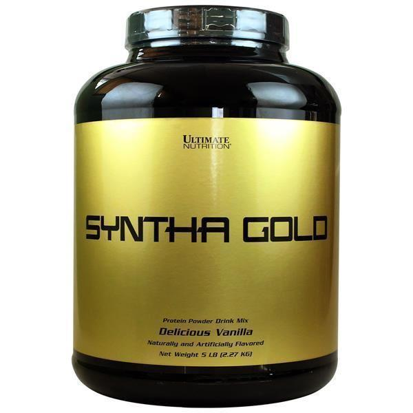Протеины Ultimate Nutrition Syntha Gold (2270 г)