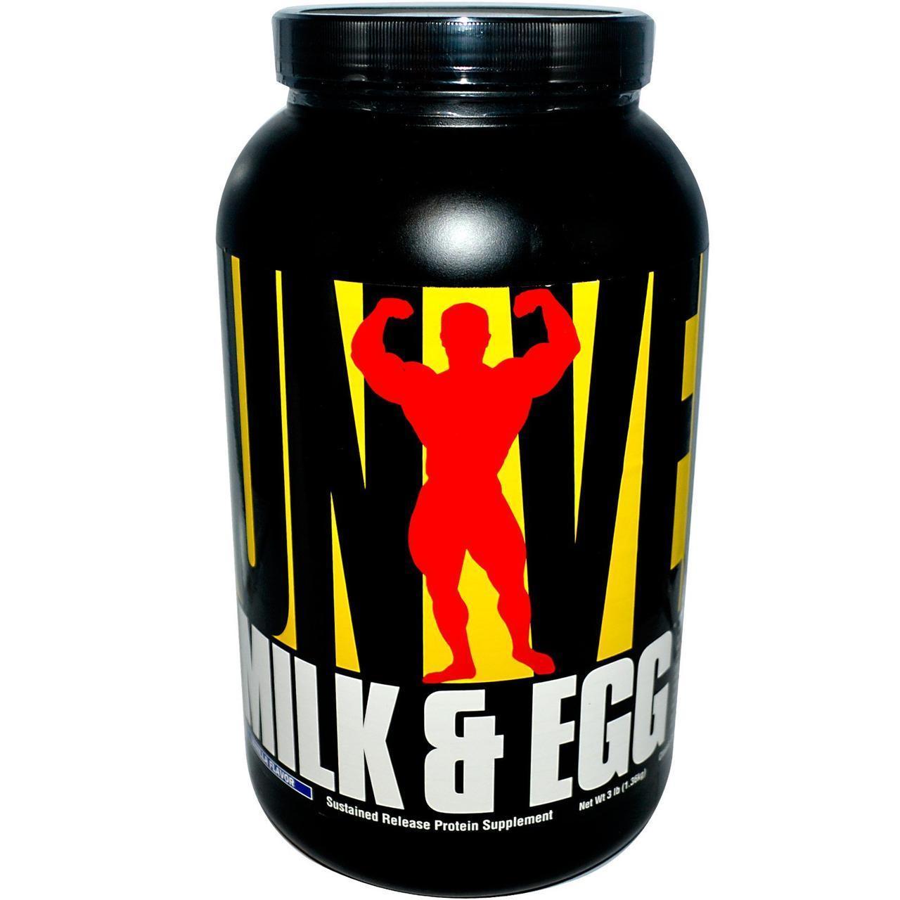 Протеин Universal Nutrition Milk & Egg (680 г)