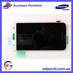 Дисплей с сенсором Samsung J120 Galaxy J1 White оригинал, GH97-18224A, фото 2