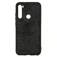 Чохол Deer для Xiaomi Redmi Note 8 бампер накладка Чорний
