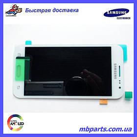 Дисплей с сенсором Samsung J200 Galaxy J2 White оригинал, GH97-17940A