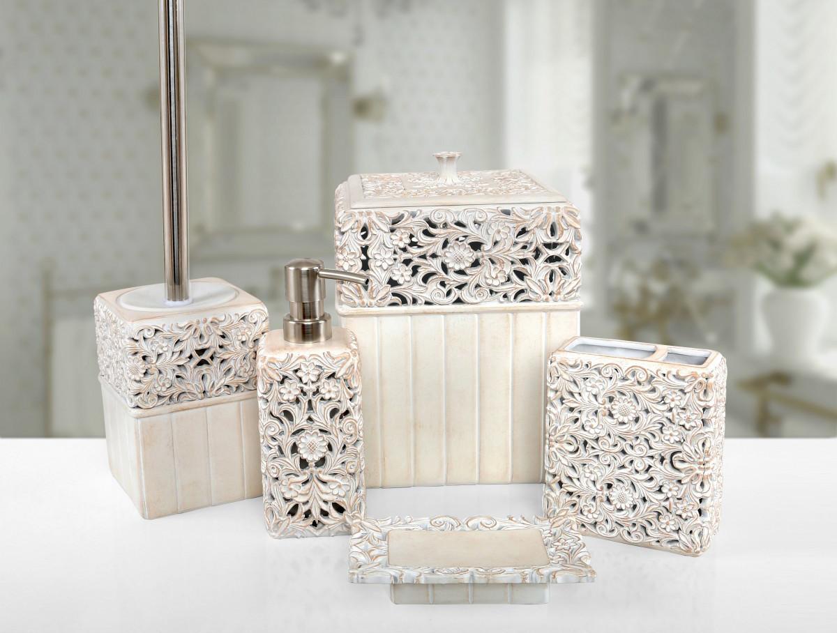Комплект в ванную Irya - Calisto (5 предмета)