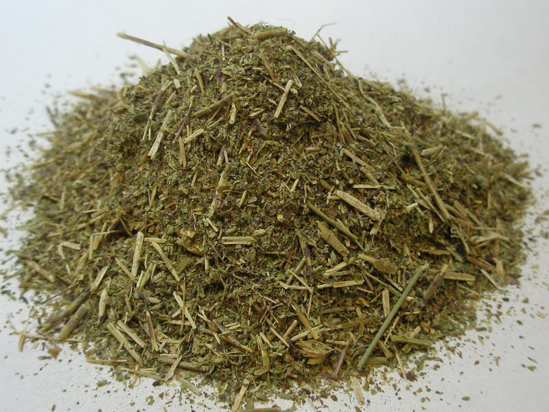 Душица трава измельчённая