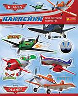 Наклейки на стену. Самолеты №1. Disney Ranok-Creative (15153031Р) (4823076107840)