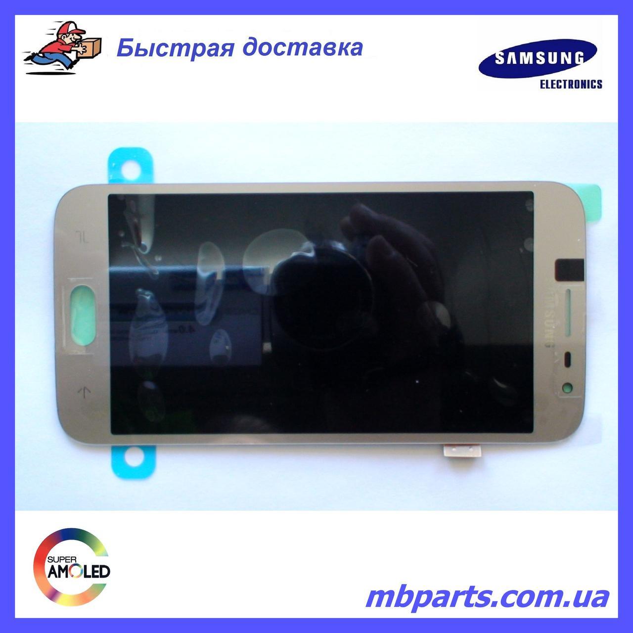 Дисплей с сенсором Samsung J250 Galaxy J2 2018 золотистый/gold, GH97-21339D