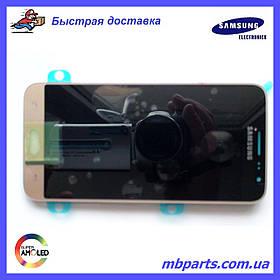 Дисплей с сенсором Samsung J320 Galaxy J3 Gold оригинал, GH97-18414B