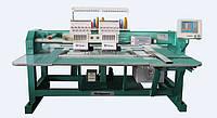 Вышивальная машина 2-гол. 9-цв. машина с пайеткой и лазерным устройством
