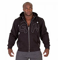 Куртка Gorilla wear Logo Hooded Jacket (Black)