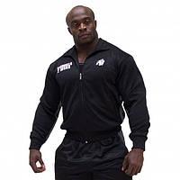 Куртка Gorilla wear Track Jacket (Black/Grey)