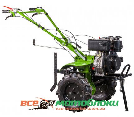 Дизельный мотоблок BIZON 1100AE