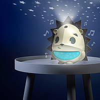 Музыкальный ночник-проектор Tiny Love Ежик