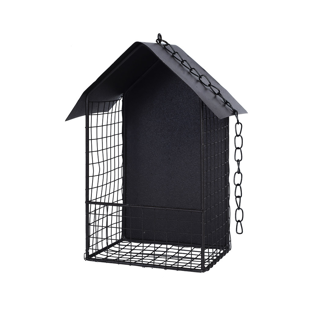 Полка домик металл 30 см 107061