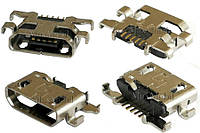 Разъем micro usb Doogee X9 mini, Lenovo A6020, A7020, K5