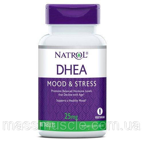 Natrol ДХЕА 25 mg 90 tabs