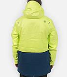 Чоловіча гірськолижна куртка Volcom Retrospec розмір - L | лижна \ сноубордична куртка, фото 3