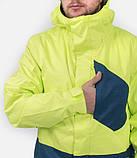 Чоловіча гірськолижна куртка Volcom Retrospec розмір - L | лижна \ сноубордична куртка, фото 8