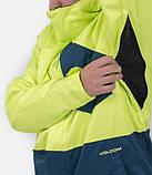 Чоловіча гірськолижна куртка Volcom Retrospec розмір - L | лижна \ сноубордична куртка, фото 6