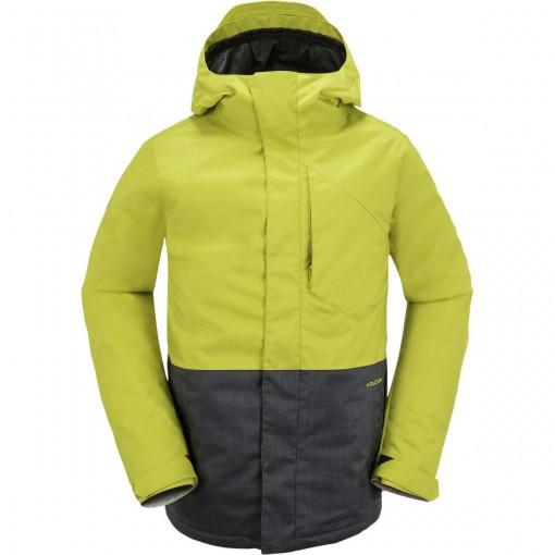 Чоловіча гірськолижна куртка Volcom Retrospec розмір - L | лижна \ сноубордична куртка