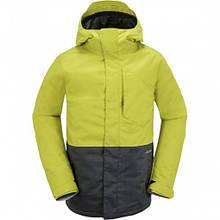 Мужская горнолыжная куртка Volcom Retrospec размер - L | лыжная \ сноубордическая куртка