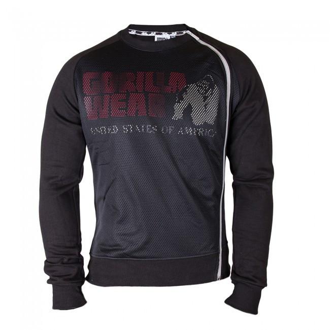 Толстовка с сеткой Gorilla wear Memphis Mesh Sweatshirt
