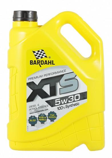 Моторное масло BARDAHL XTS 5W30 (5л)