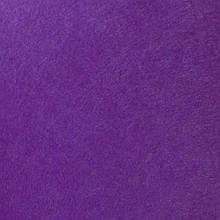 Фетр жесткий 1 мм, лист 20x30 см, фиолетовый (Китай)