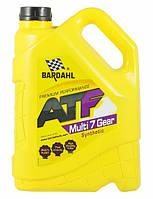 Трансмиссионное масло BARDAHL ATF MULTI 7 GEAR (5л)