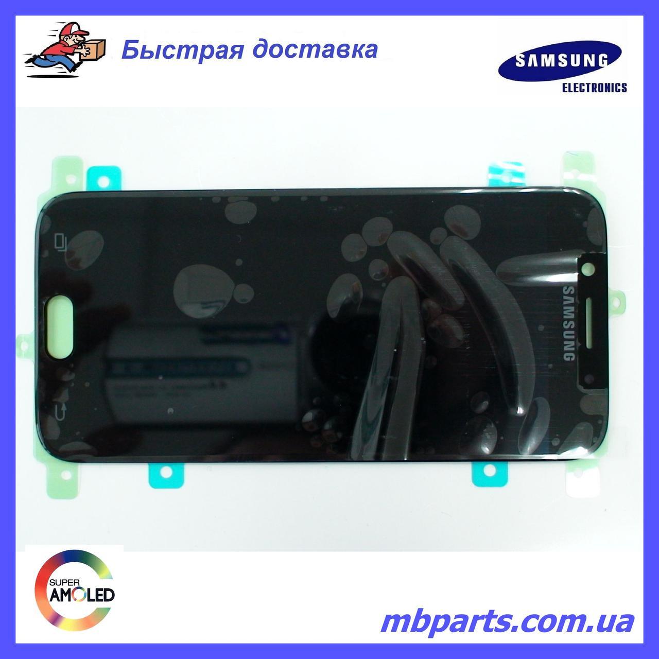 Дисплей с сенсором Samsung J530 Galaxy J5 Black оригинал, GH97-20738A