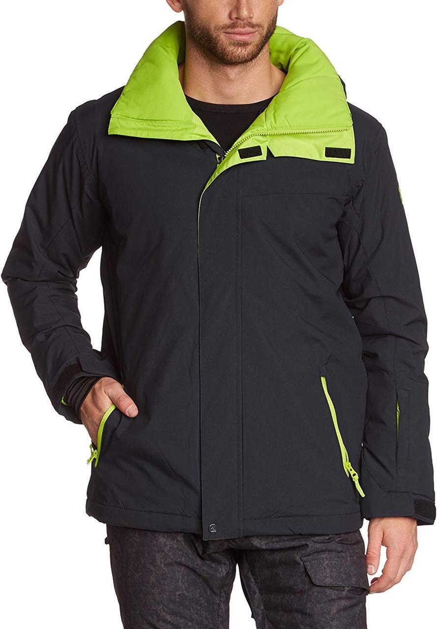 Чоловіча сноубордична куртка Quiksilver Mission XXL | Лижна \ гірськолижна куртка